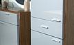 Uchwyt nowoczesny, uniwersalny w zastosowaniu, kolor - aluminium naturalne  Rozstaw 192mm.  Uchwyt występuje również w rozstawie 30mm, 64mm, 96mm,...