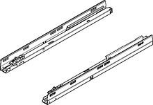 PROWADNICA 558.4001B z hamulcem BLUMOTION do szuflady Tandembox dł.40cm Prowadnice 558 B charakteryzuje płynny ruch przez cały okres użytkowania....