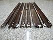 Prowadnica rolkowa 430E z systemem samodomykania Blumatic (grawitacyjne domknięcie się szuflady) Długość prowadnicy 55cm Wykonana z metalu...