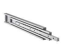 Lekkie prowadnice nierdzewne do dużych obciążeń DA4160 Przystosowane do obciążeń - do 240 kg na parę prowadnic dla długości 30cm. Wysuw pełny 100%...