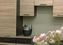 Nowoczesny uchwyt firmy GAMET zastosowanie uniwersalne ( biuro, kuchnia, łazienka, pokój, garderoba) Kolor pokrycia -chrom połysk