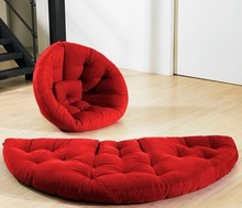 Oryginalny fotel NEST/NIDO zaprojektowany przez duńskich studentów. Unikalny w formie, wygodny i funkcjonalny. Łącząc dwa otrzymujemy materac o...