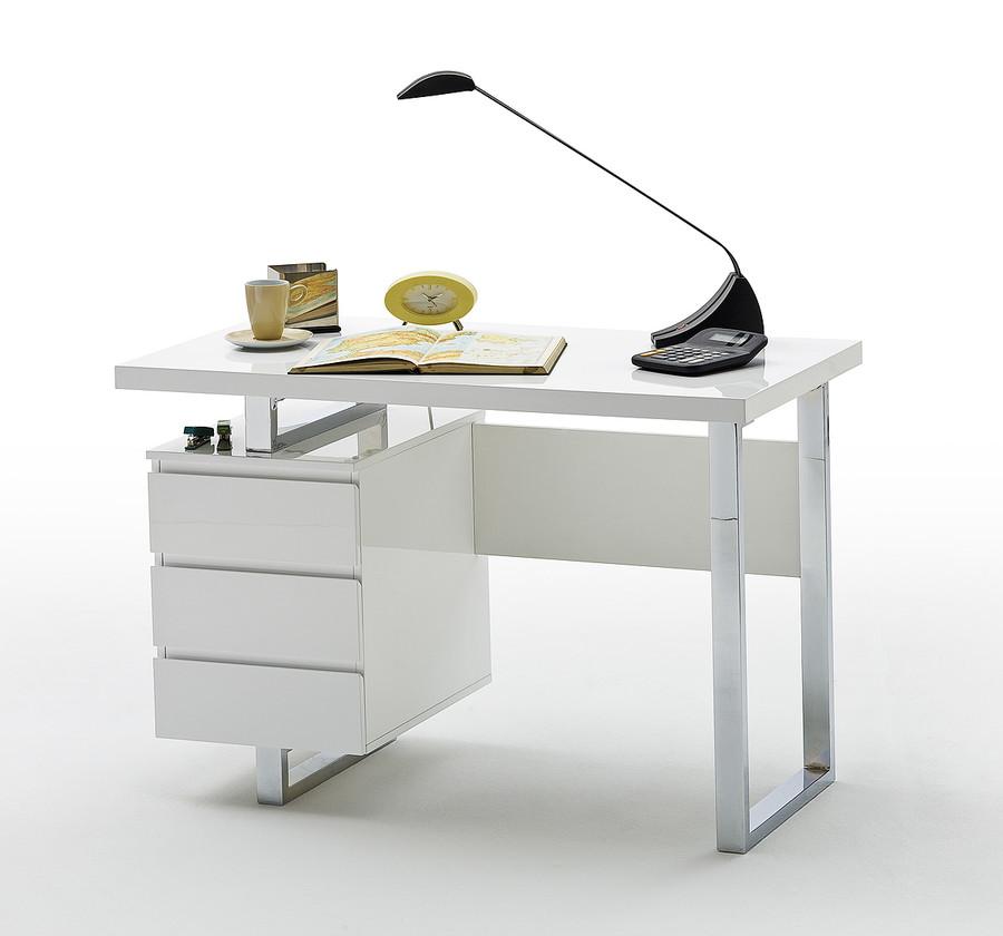 biurko lakierowane na wysoki po ysk syndy m3import meble. Black Bedroom Furniture Sets. Home Design Ideas