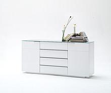 AUGUSTA to seria stylowych, lakierowanych mebli, które sprawdza się w wielu różnorodnych wnętrzach. Wszystkie wyróżniają się bardzo prostą...