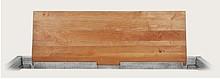 Drewniany zagłówek do łóżek olchowych.  Pasuje do łóżek: Cascata, Genua, Centurio, Palermo, Milano UWAGA - Prezentowane zdjęcia mają charakter...
