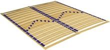 Stelaż całościowo wykonany z drewna brzozowego  Wymiary:  -80x200 cm -90x200 cm -100x200 cm -120x200 cm -140x200 cm -160x200 cm -180x200 cm  Stelaż...